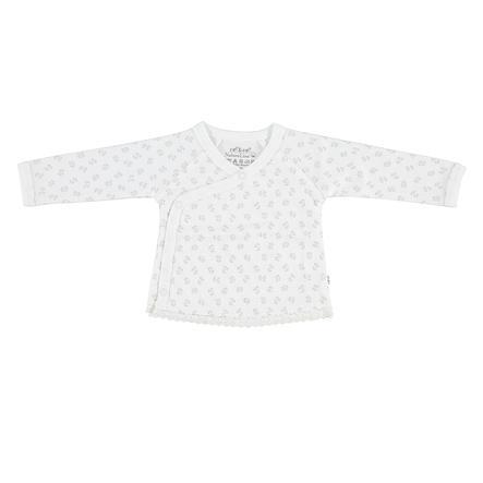 EBI & EBI koszula z długim rękawem czysta biel