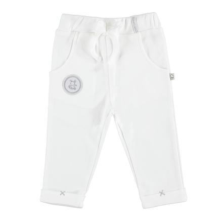 Pantalon EBI & EBI blanc pur