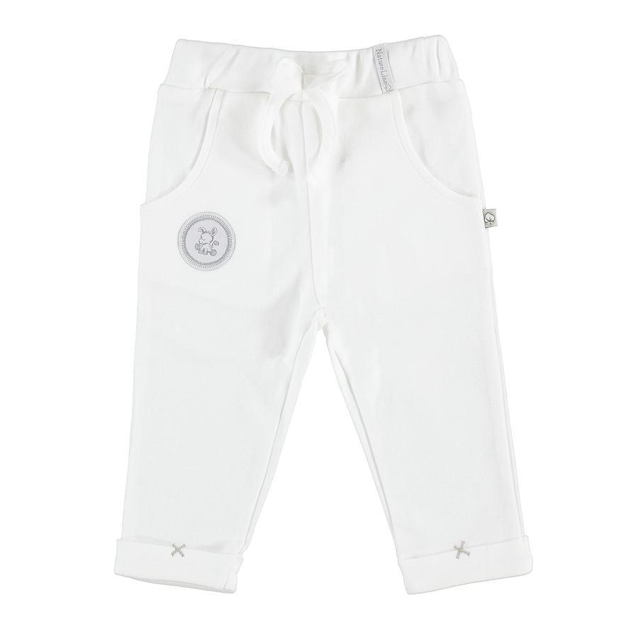 EBI & EBI Kalhoty čistě bílé