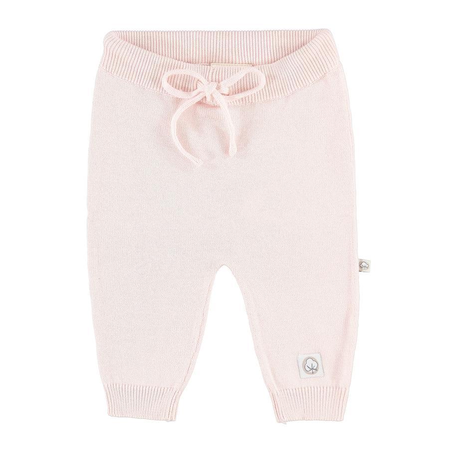 Pantalones de punto EBI & EBI rosa