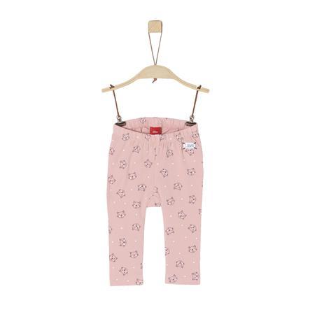s. Olive r Girls Leggings dusty pink