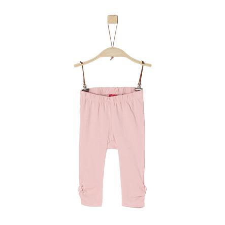 s.Oliver Girls Leggings dusty pink