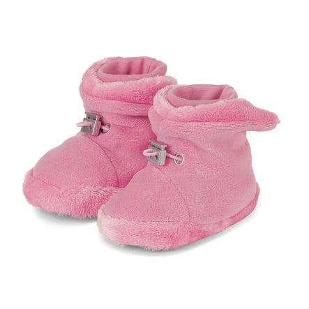 Sterntaler Girl s Scarpa bebè rosa perla