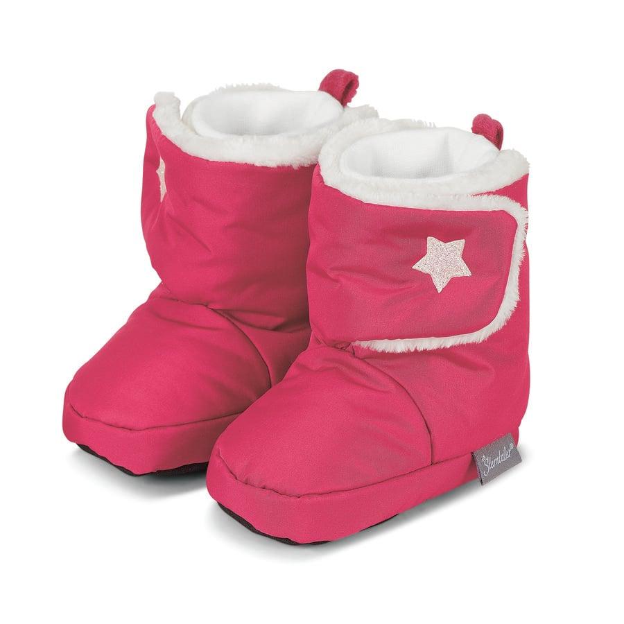 Sterntaler Girl s Baby schoenbes rood
