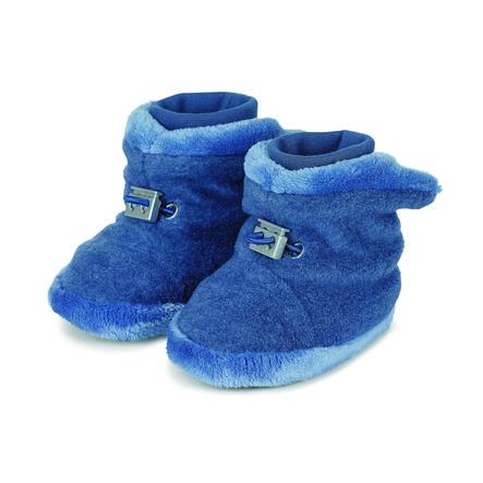 Sterntaler Baby-schoen inkt blauw melange