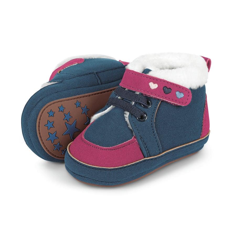 Sterntaler tyttöjen vauvan kenkä, marine