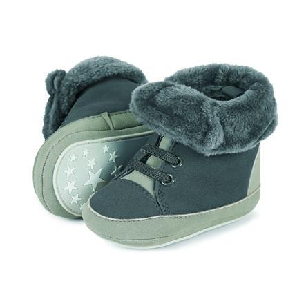 Sterntaler Boys Baby schoenstrijkijzer grijs