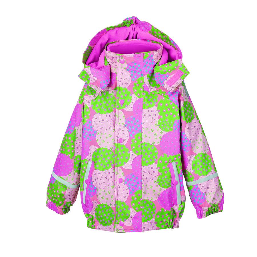 Sterntaler Girl kurtka przeciwdeszczowa s z wewnętrzną kurtką Hortensie
