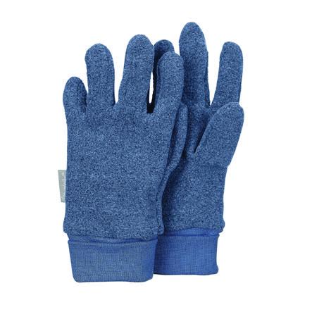Sterntaler Boys Fingerhandschuh Microfleece tintenblau