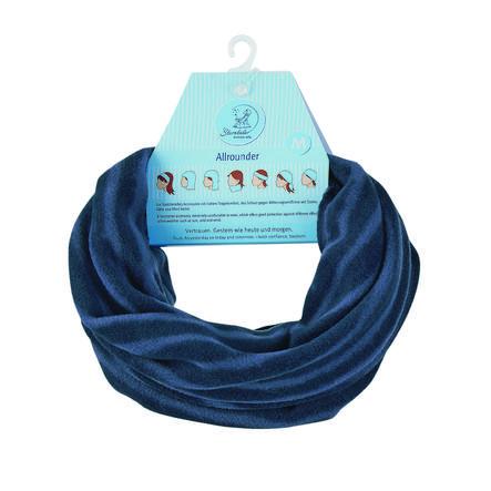 Sterntaler Tejido multifuncional de rayas azul marino
