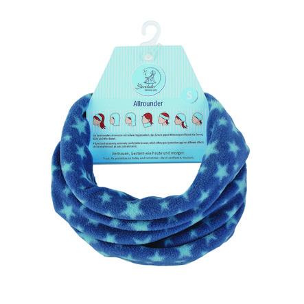 Sterntaler Boys Multifunktionstuch Sterne tintenblau