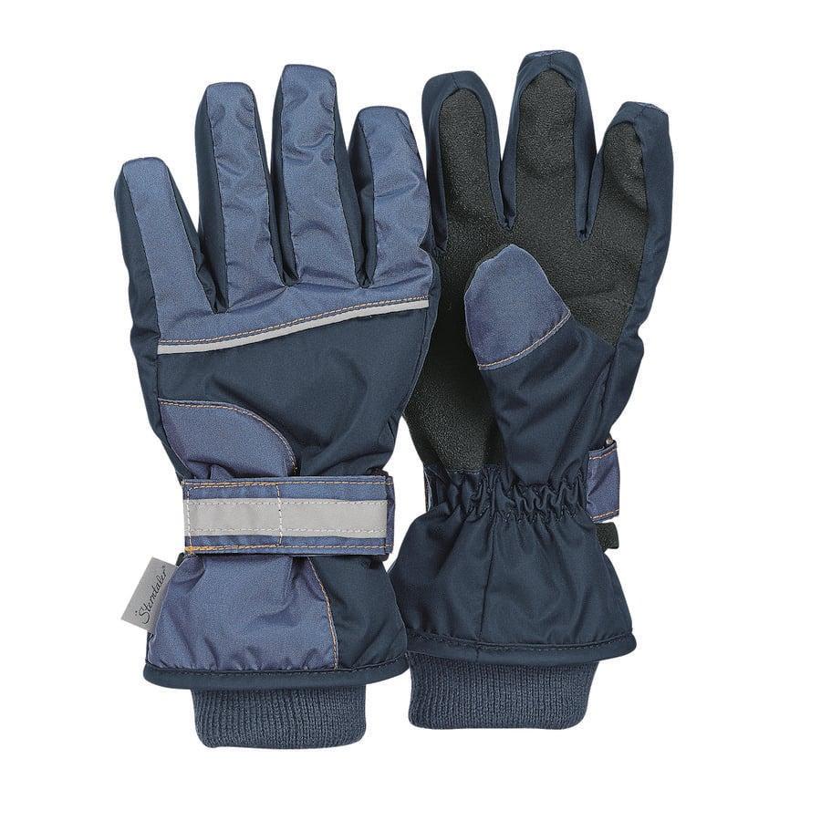 Sterntaler Vingerhandschoen marineblauw