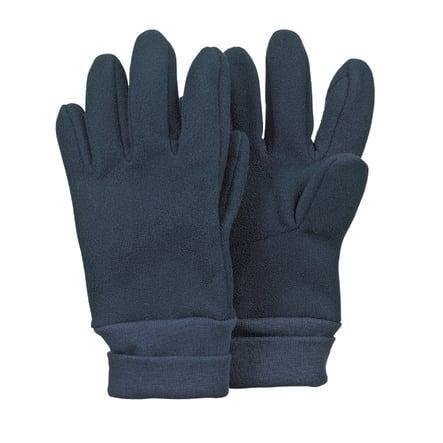 Sterntaler Boys Fingerhandschuh Micofleece marine