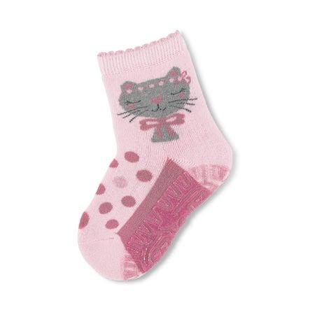 Sterntaler Girls Fliesenflitzer Soft Katze rosa
