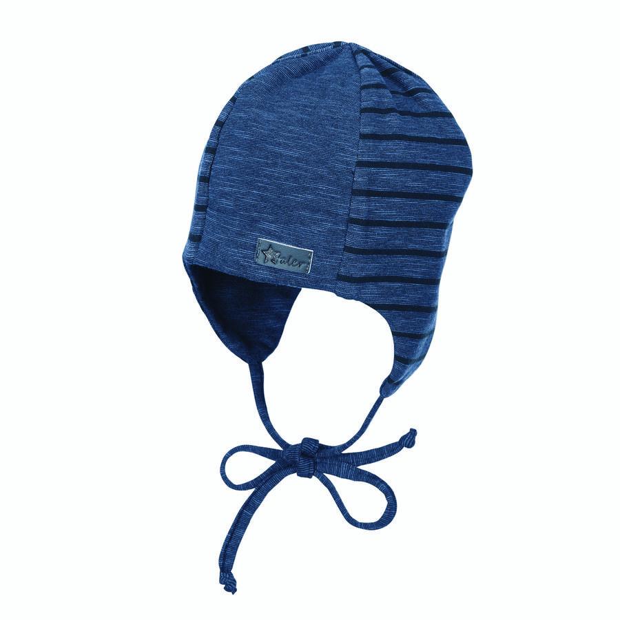 Sterntaler Mütze Jersey marine