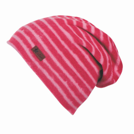 Sterntaler Micropolaire Slouch-Beanie Microfleece baie rouge