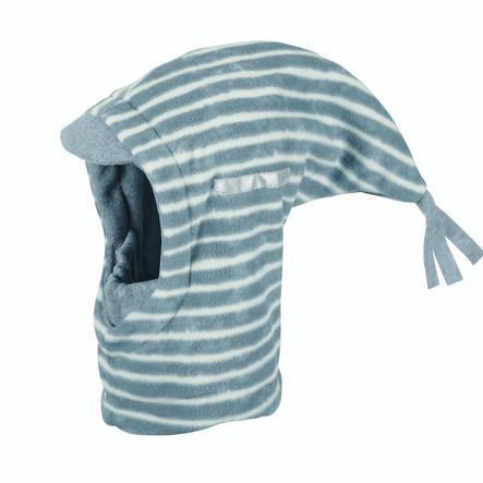 Sterntaler Schalmütze Microfleece rauchgrau