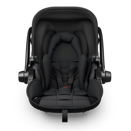 Kiddy Babyskydd Evoluna i-Size 2 inklusive Isofix Base 2 GT Series Speed Black