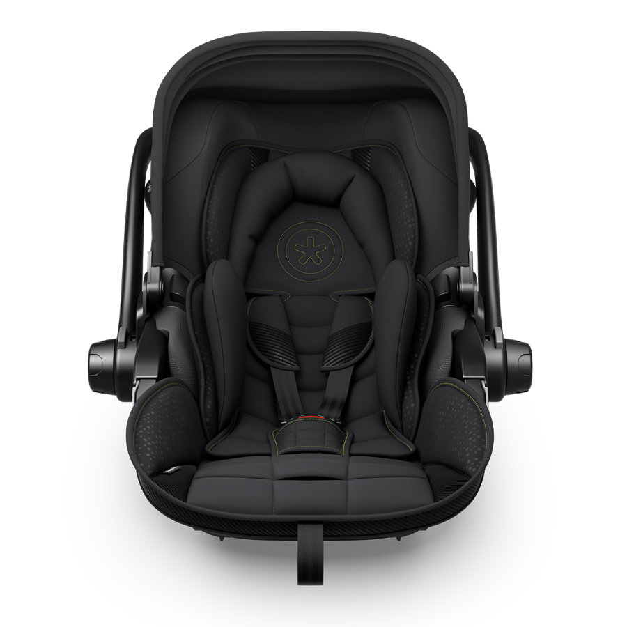 Kiddy Evoluna i-Size 2 2018 GT Speed Black