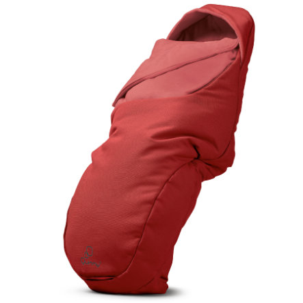 QUINNY Footmuff Red rumour 2014/15