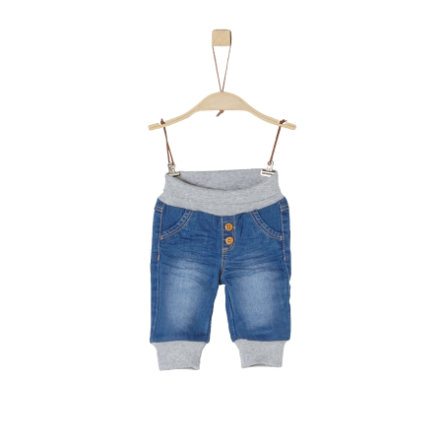 s.Oliver Jeans blu denim stretch