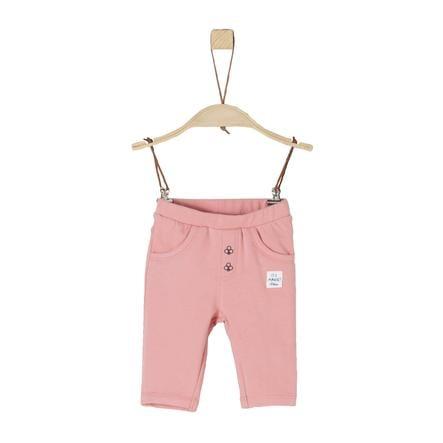 s.Oliver Girl s Spodnie dresowe pyłoworóżowe
