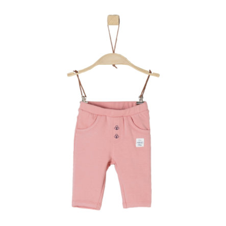 s.Oliver Pantalon de survêtement enfant rose dusty pink