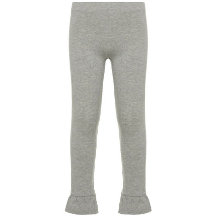 name it Girls Leggings Laflounce grey melange