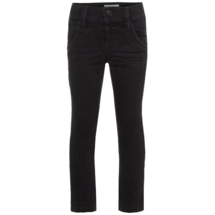name it Boys Jeans Silas black