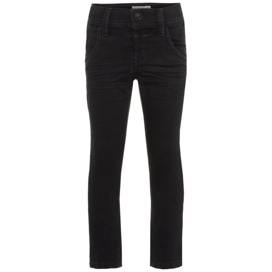 NAME IT poikien Jeans Silas musta