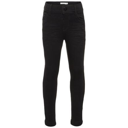 NAME IT tyttöjen Jeans Polly musta