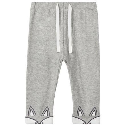 name it Pantalone Nurla grigio melange grigio melange