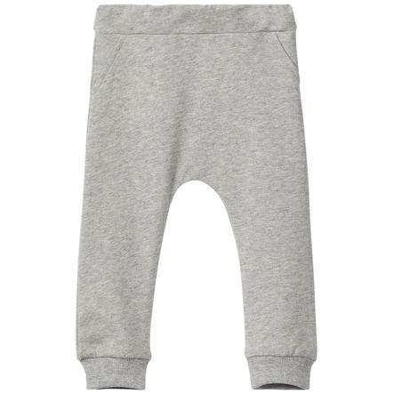 name it Pantalon de survêtement melange gris Nunnela