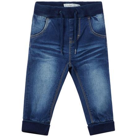name it Boys Jeans Romeo Tolly medium blue denim