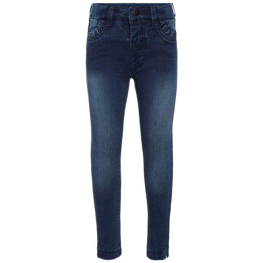 name it Girl s Jeans Bibi Trunte jean bleu moyen Bibi Trunte