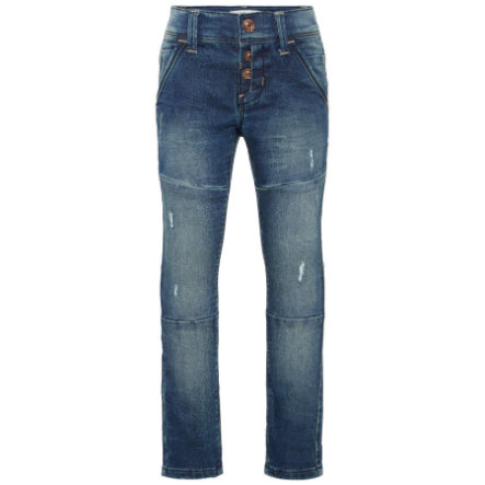 name it Boys Jeans Robin en denim bleu moyen