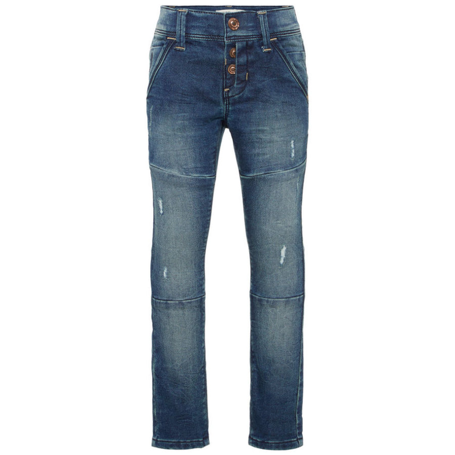 name it Boys Jeans Robin medium blue denim