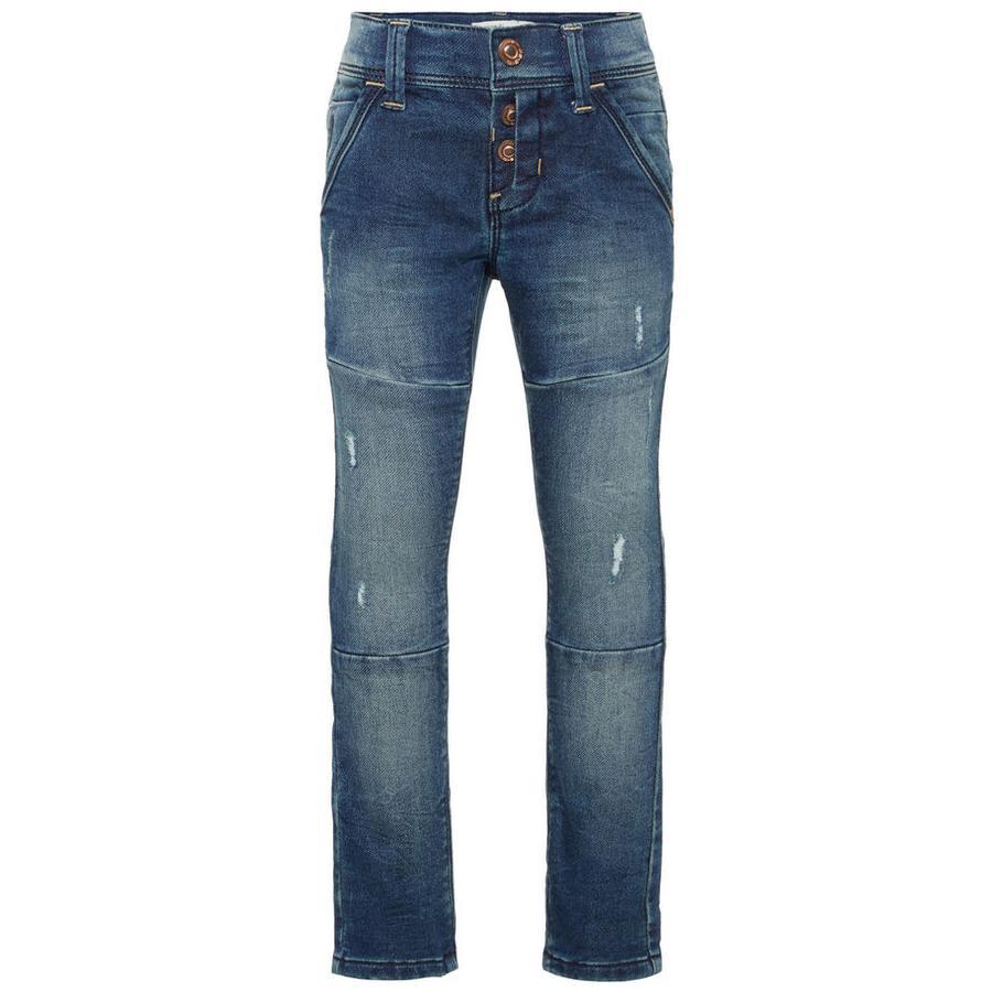 name it Boys Jeans Robin medium blue denim