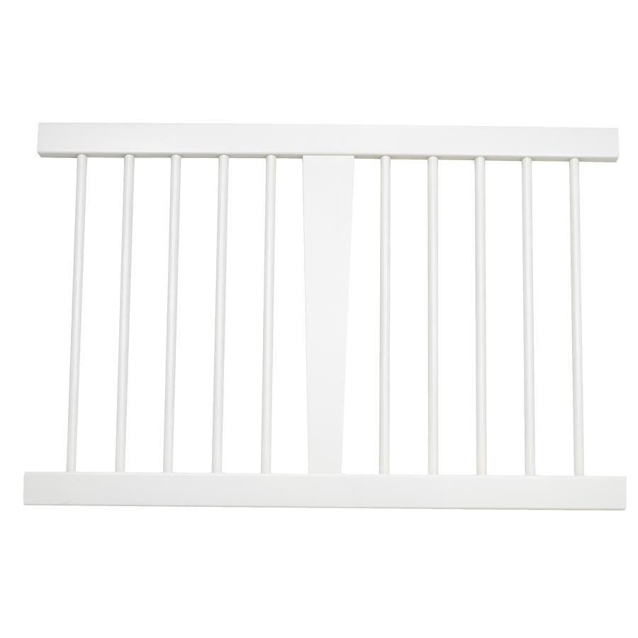 Alvi® Barrière pour lit cododo blanche