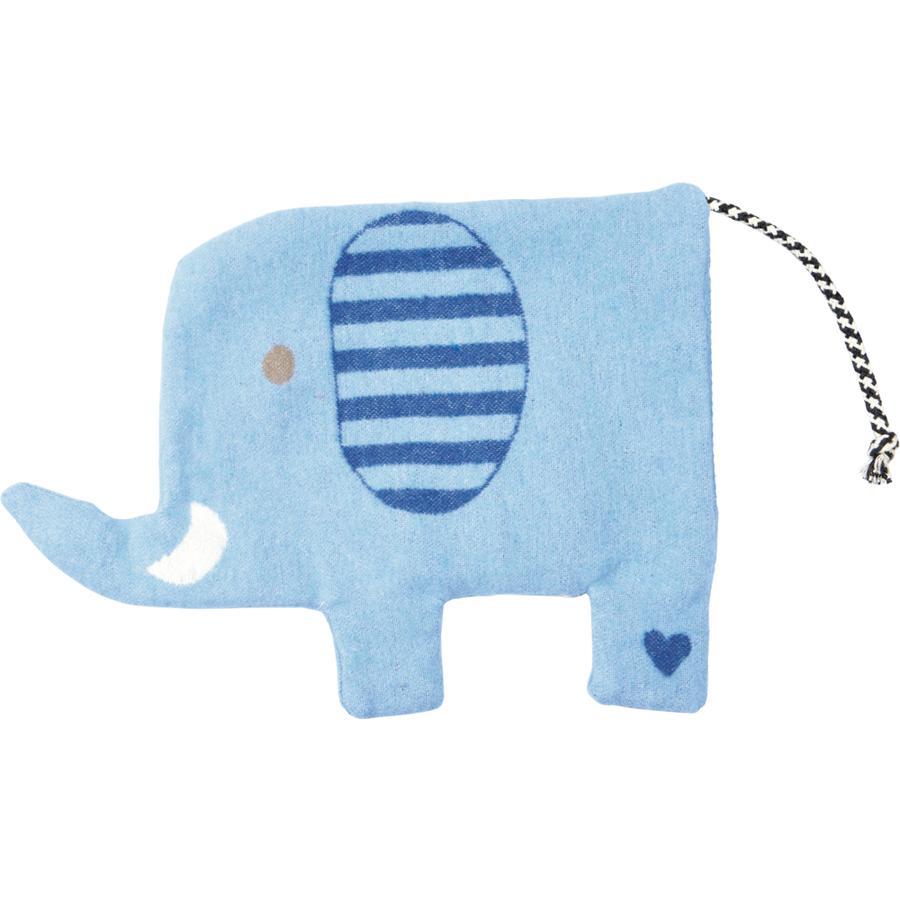 COPPENRATH Wärmekissen Elefant BabyGlück hellblau