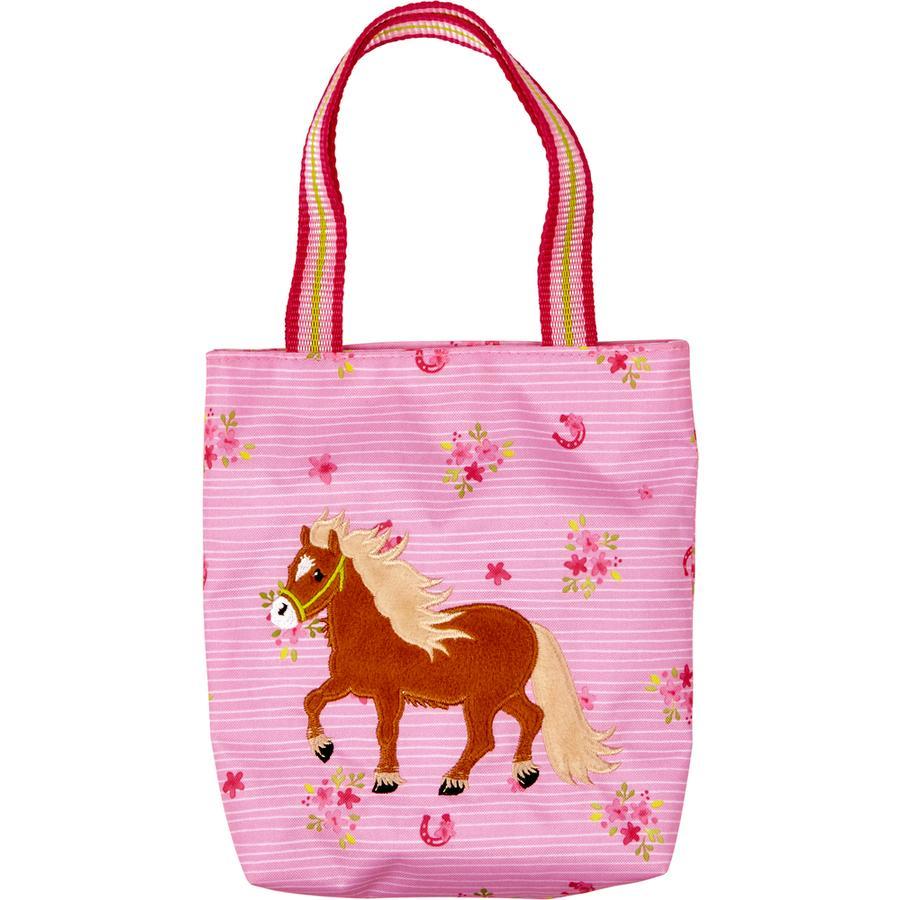 COPPENRATH Täschchen Mein kleiner Ponyhof rosa
