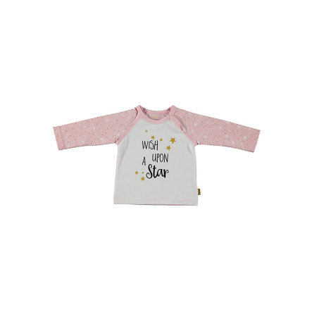 b.e.s.s Shirt met lange mouwen Wish Upon A Star roze