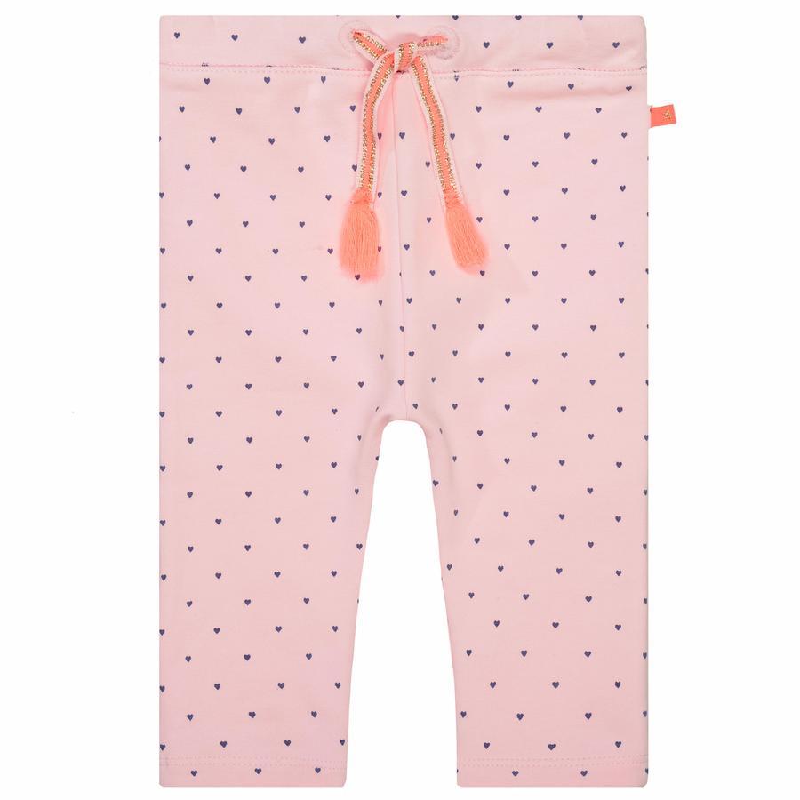 STACCATO Girl s Las piernas sudorosas tienen un corazón rosado