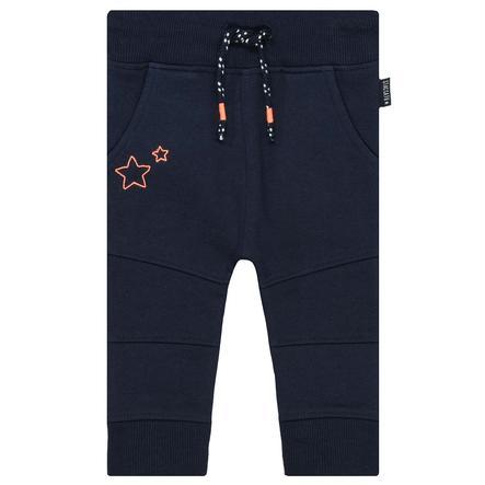 STACCATO Boys spodnie dresowe granatowe, ciemnoniebieskie