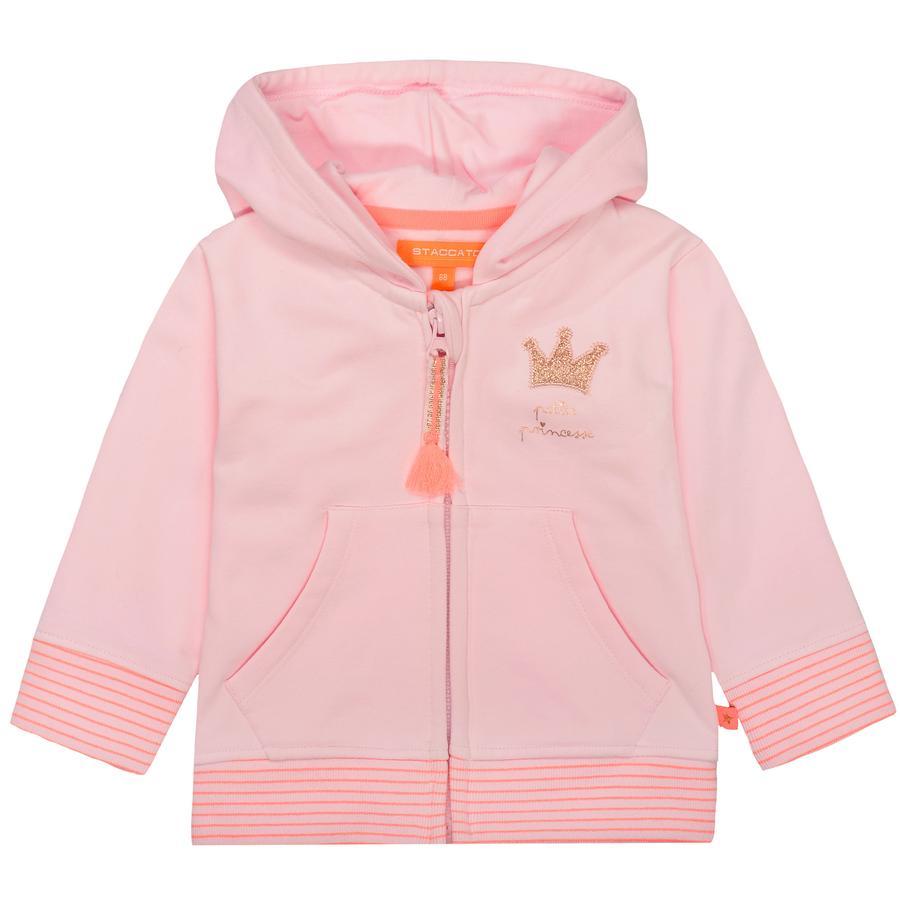 STACCATO Girl s giacca da sudore rosa