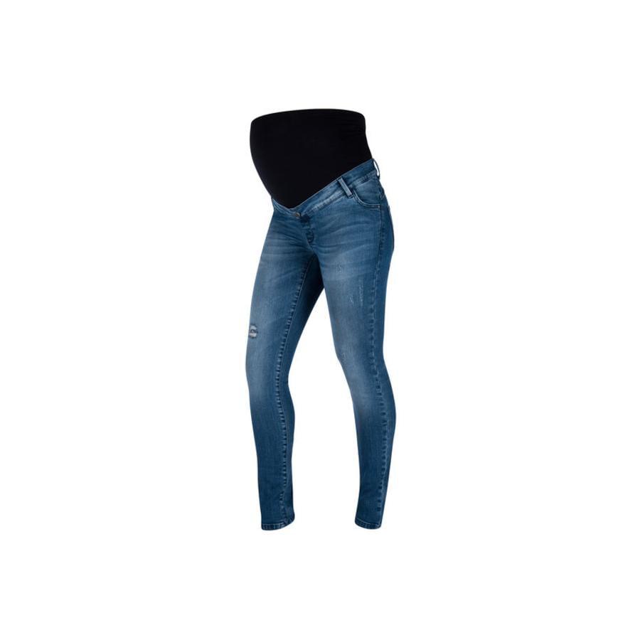 LOVE2WAIT Moderskap jeans Sophia Dark Aged
