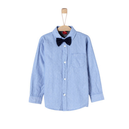 s. Olive r Chlapecká košile modrá