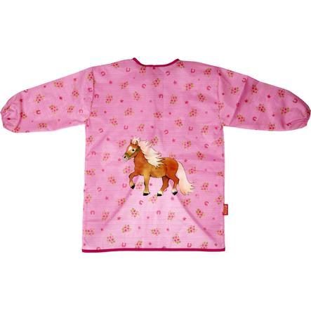 COPPENRATH Målarförkläde - Min lilla hästgård one size (ca. storlek 116)  pinkorblue.se 96b0c08a0035e