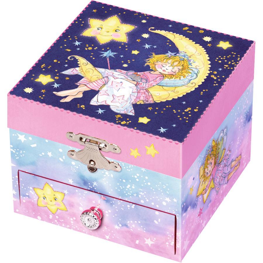 """COPPENRATH Spieluhr Prinzessin Lillifee (Stern) """"Guter Mond, ..."""""""