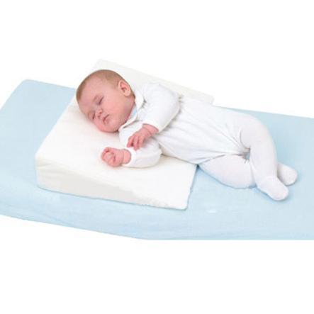 DELTA BABY Cojín en cuña Rest Easy -grande-